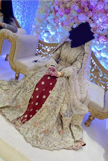 Luxurious Bridal Lenga
