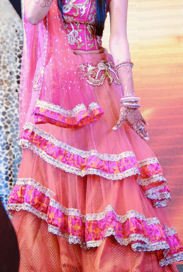 Bridal Sangeet or Party wear