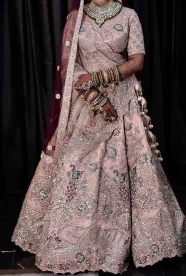 Designer Lehenga from Jaipur