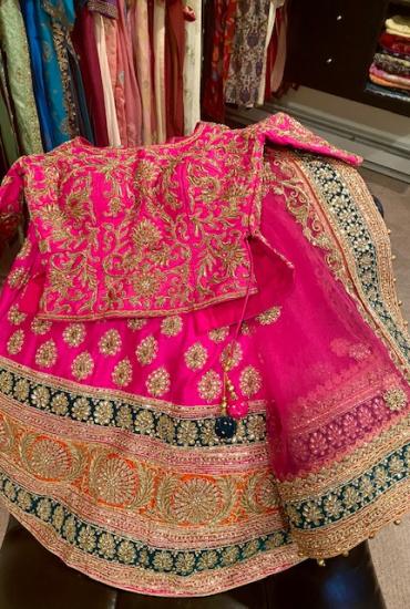Gorgeous Silk Lehenga