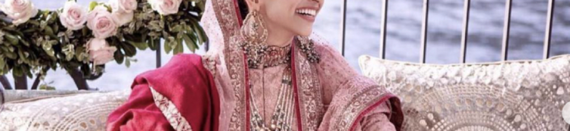 Bollywood Bride Deepika Padukone