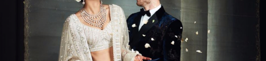 Priyanka Chopra and Nick Jonas – A Wedding Wardrobe to Wish For